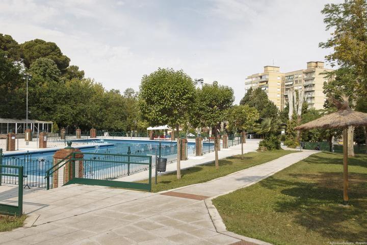 Los menores de 0 a 3 años podrán acceder gratis a las piscinas municipales de Guadalajara a partir del 1 de agosto