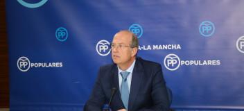 PP replica a Cs que los senadores por CLM no son fruto del consenso, sino de la representatividad