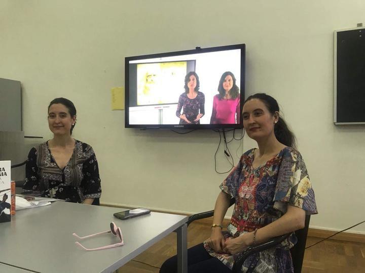 Las historiadoras alcarreñas Laura y María Lara, Profesoras Visitantes de la Ivane Javakhishvili Tbilisi State University