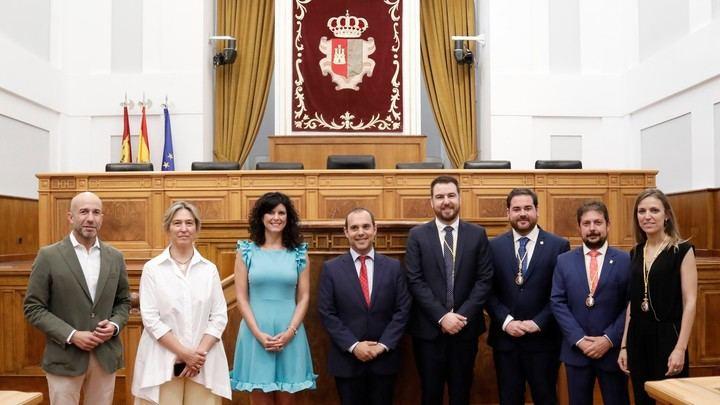 María Jesús Merino y Francisco Pérez Torrecilla, nuevos diputados regionales