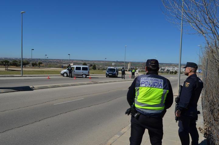 Policía Nacional y Policía Local de Guadalajara colaboran para mejorar la seguridad de los turistas en la ciudad