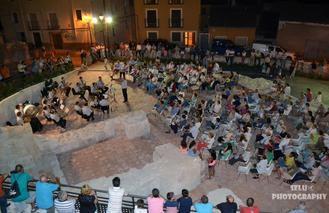 La Filarmónica Briocense rinde homenaje al tradicional Encierro de Brihuega con el pasodoble '16 de agosto'