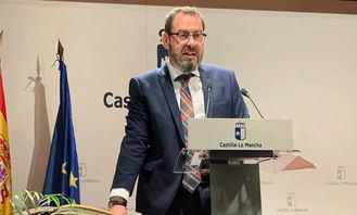 Eusebio Robles toma posesion como nuevo delegado de la Junta en Guadalajara
