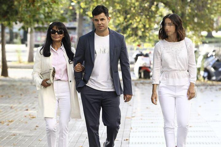 DIEZ MINUTOS Javier Sánchez Santos es hijo de Julio Iglesias