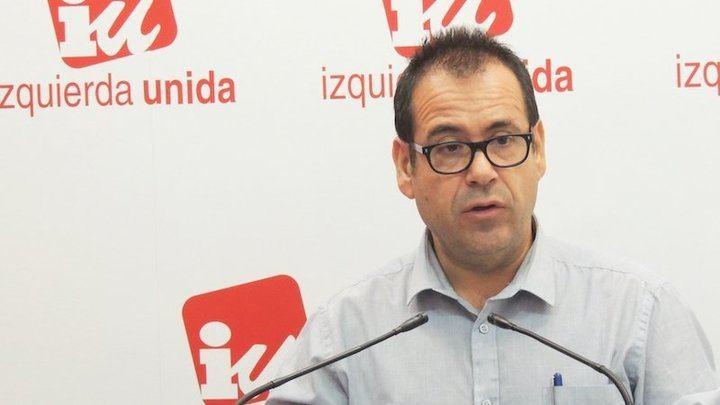 """IU acusa a las Cortes de CLM de incumplir Estatuto de Autonomía, """"lo malo no es que nos traten como a tontos sino que quieran ocultarnos la realidad"""""""