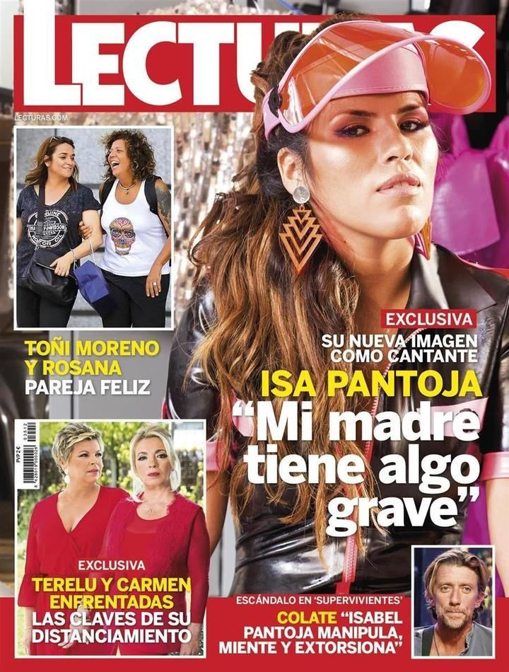 """LECTURAS Chabelita: """"Quiero quitarme el apellido Pantoja"""""""