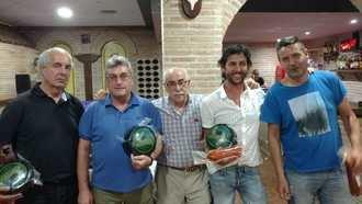 La pareja López-Recio se lleva un brillante 29º Campeonato de Mus de Cabanillas