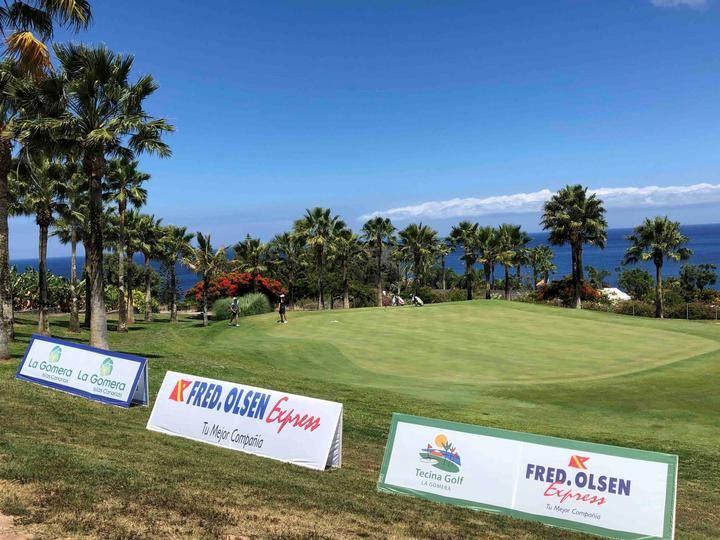 Tecina Golf, el mejor escaparate internacional con la disputa del Fred. Olsen Alps de la Gomera