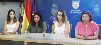 El Ayuntamiento de Guadalajara conmemora el Día Mundial Contra la Trata de Personas con distintas acciones