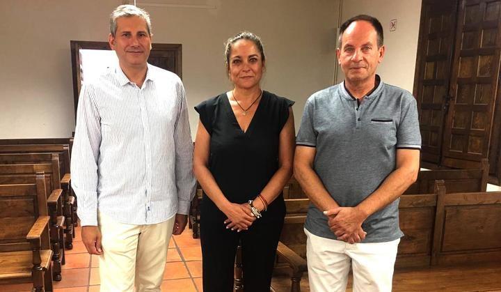 El Ayuntamiento de El Casar pondrá en marcha un Centro de Iniciativas Empresariales y Espacio Compartido de Trabajo en el Silo Municipal