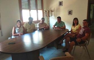 Olga Villanueva se compromete con el equipo de Gobierno de Arbancón a colaborar para lograr la llegada de nuevos pobladores