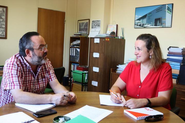 Rosado (Cs) recoge las principales demandas de los ganaderos y agricultores de la provincia de Guadalajara