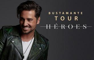 Bustamante actuará el día 10 de agosto en las fiestas de La Roda (Albacete)