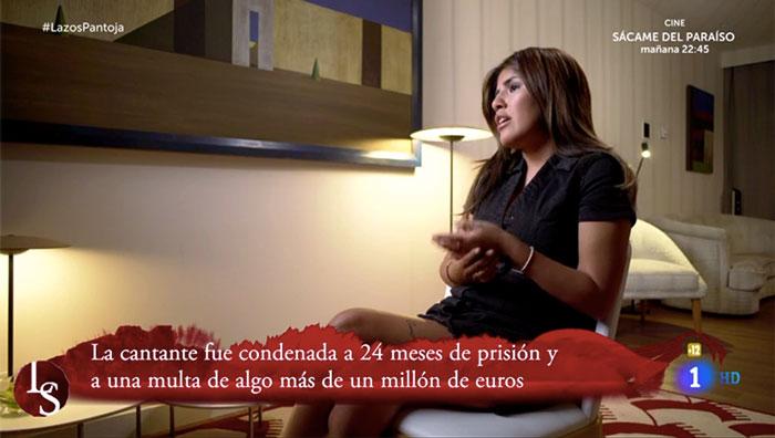 ¡HOLA! Isa Pantoja: 'Me hubiera gustado pasar más tiempo con mi madre durante mi infancia'