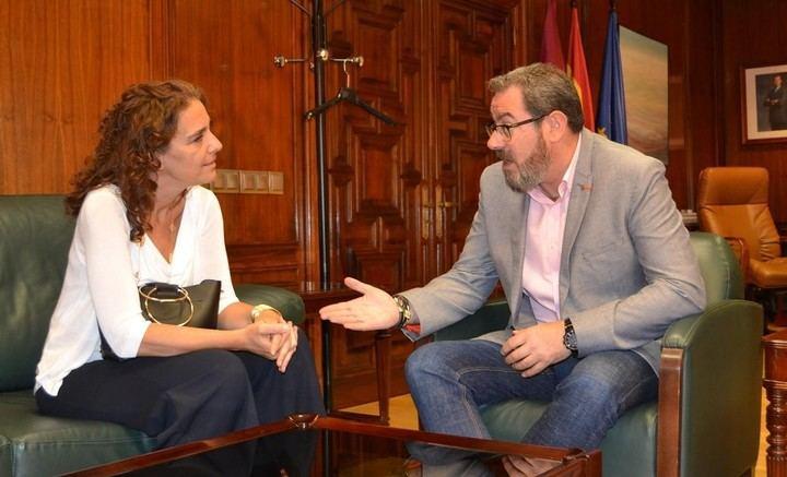 El delegado de la Junta en Guadalajara confía en que las obras del segundo Centro de Salud de Azuqueca puedan retomarse lo antes posible