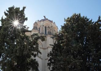Vuelven a subir las temperaturas este lunes en Guadalajara alcanzando el mercurio los 33ºC