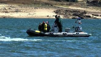 Los GEAS de la Guardia Civil buscan a un hombre desaparecido tras saltar al embalse de Entrepeñas