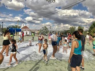 Las urbanizaciones de Illana celebran la Fiesta de San Joaquín