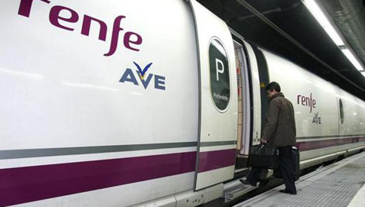 Renfe cancela a partir de este miércoles 1.152 trenes por los cuatro días de huelga del sindicato CGT