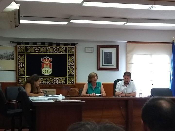 María de los Ángeles Sierra, nueva presidenta de la Asociación de Municipios Ribereños de Entrepeñas y Buendía