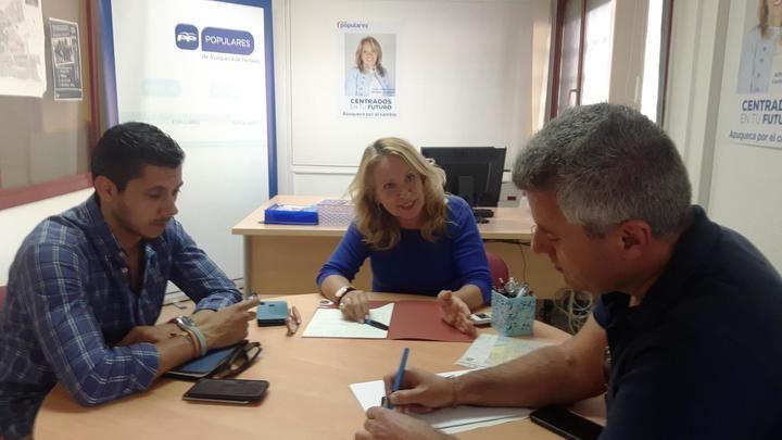 El Partido Popular pone a Azuqueca en el centro de un plan de trabajo para dar respuesta a las necesidades del municipio