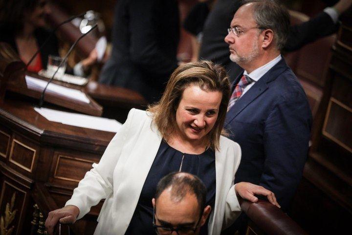 Los diputados castellano-manchegos de Ciudadanos, presentes en las Comisiones del Congreso de los Diputados