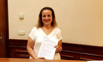 Rosado, diputada de Ciudadanos por Guadalajara, pregunta en el Congreso por las tarifas eléctricas en explotaciones agrarias de regadío
