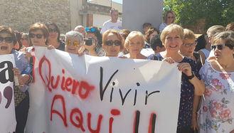 El encierro (11 personas) en la Minas de Almadén