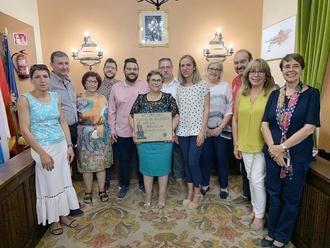 Estefanía Verdes, Mención a la Igualdad Ciudad de Sigüenza en 2019