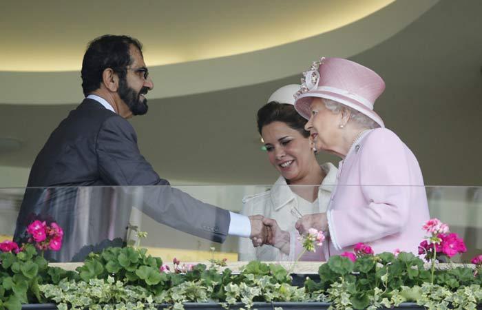 ¡HOLA! Las peticiones de la princesa de Haya en el divorcio con el emir de Dubái