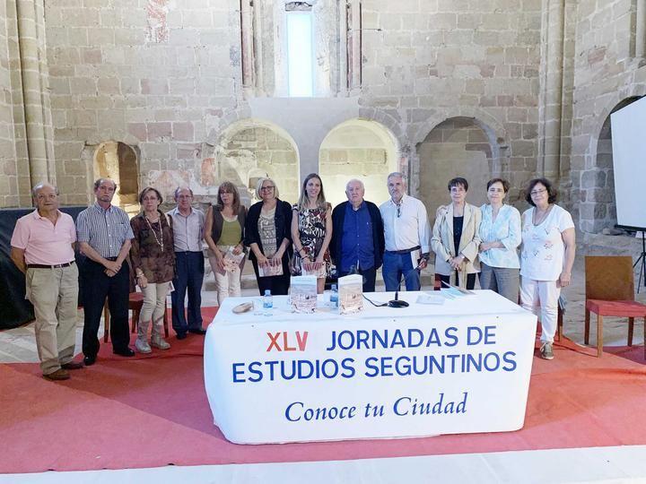 """Presentado el libro """"Canto a Sigüenza y a sus gentes"""", editado por la Diputación de Guadalajara"""