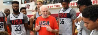 Serbia, Grecia y España, las amenazas para EEUU en el Mundial de baloncesto de China