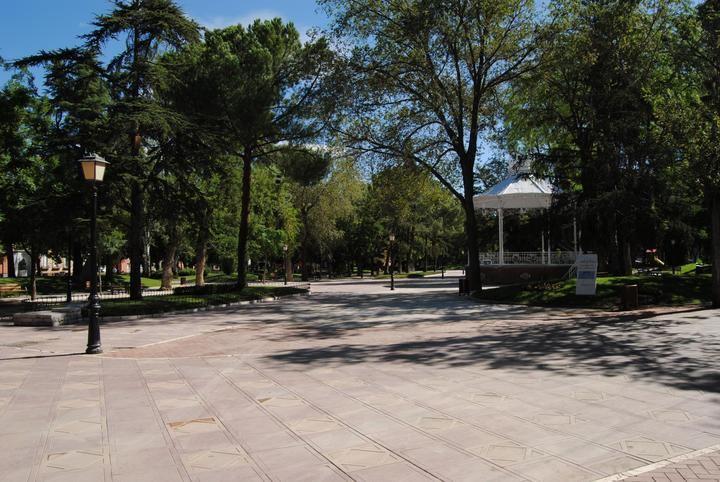 Abre al público el parque de la Concordia tras sus obras de renovación