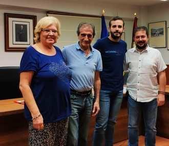 El alcalde de Alcocer se estrena como presidente de la Mancomunidad de los Ribereños