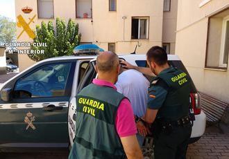 La Guardia Civil detiene a cinco personas por seis delitos de robos con violencia e intimidación en Castilla-La Mancha
