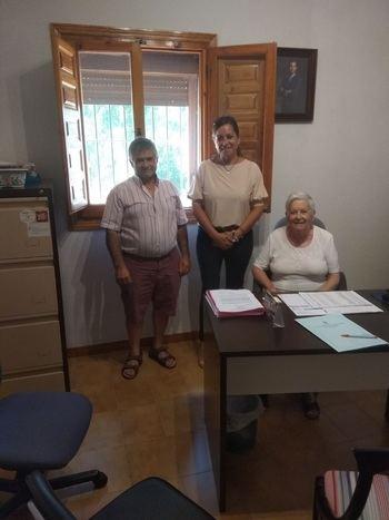 Villanueva: 'Ciudadanos trabajará para el acondicionamiento del camino rural asfaltado que une las localidades de San Andrés del Congosto y Membrillera'