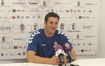 Intensa semana con tres partidos amistosos por delante para el BM Guadalajara