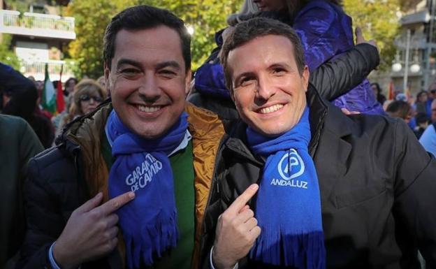 Andalucía hará lo mismo que Madrid y acometerá una rebaja fiscal generalizada nunca vista con los gobiernos socialistas