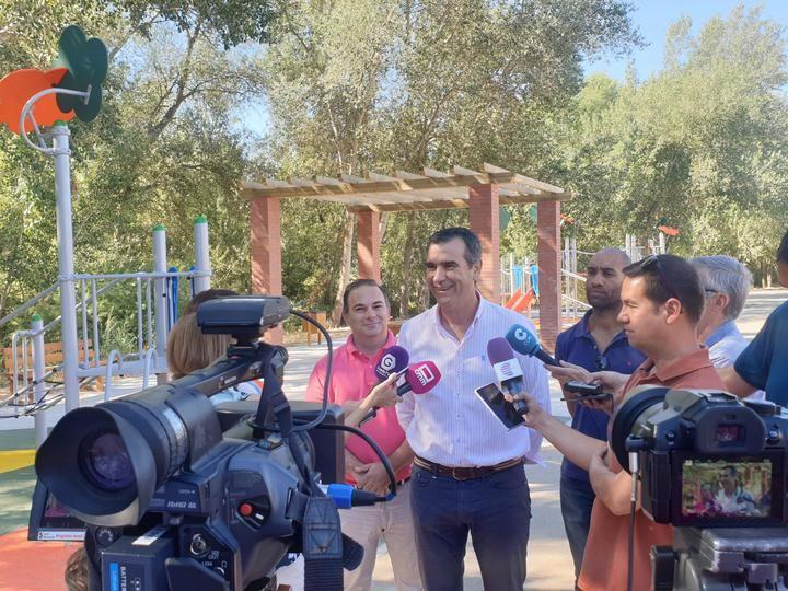 Antonio Román presentará una moción en la Comisión de Interior del Senado para la reversión de la propiedad de las cárceles de Guadalajara al Ayuntamiento