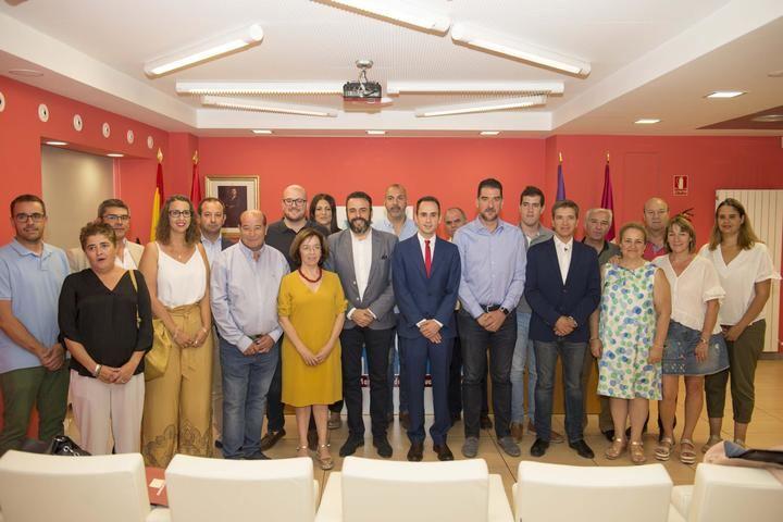 La Asamblea de la MAS elige por unanimidad al alcalde de Cabanillas del Campo como presidente para los próximos cuatro años