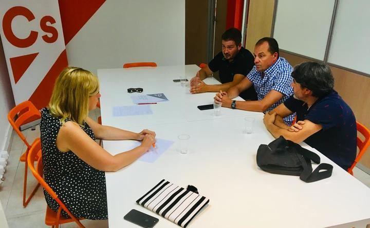 Ciudadanos pide al Sescam que evite la precarización del servicio de helicópteros de emergencias