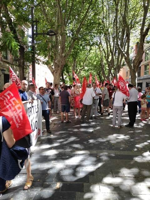 UGT y CCOO exigen más recursos frente a la siniestralidad laboral tras la muerte de dos jóvenes en Albacete y Guadalajara