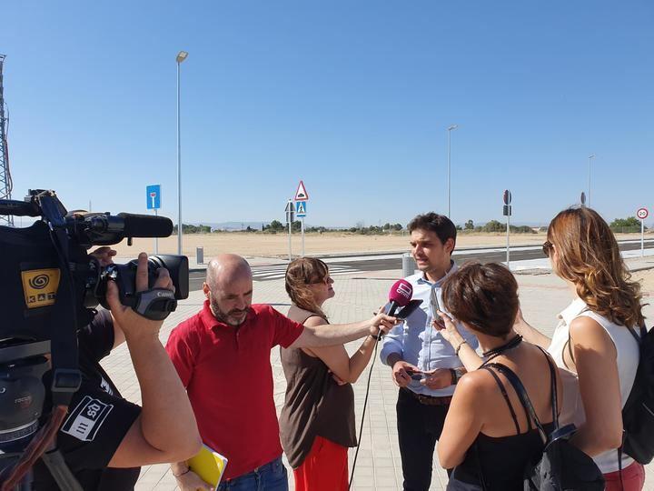 """Serrano destaca que Paco Núñez siempre defenderá a Castilla-La Mancha """"por encima de todo"""" en materia de agua"""