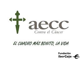 """Fundacion IberCaja junto con AECC inaugura la exposición solidaria """"El cuadro más bonito, la vida"""" de Diego Poblete en Guadalajara"""