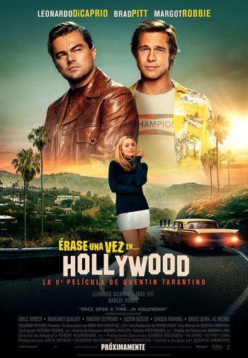 La última de Tarantino : Érase una vez en...Hollywood