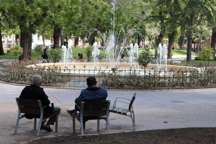 Guadalajara recibe este domingo el mes de septiembre con ambiente soleado y con 19ºC de mínima y 34ºC de máxima