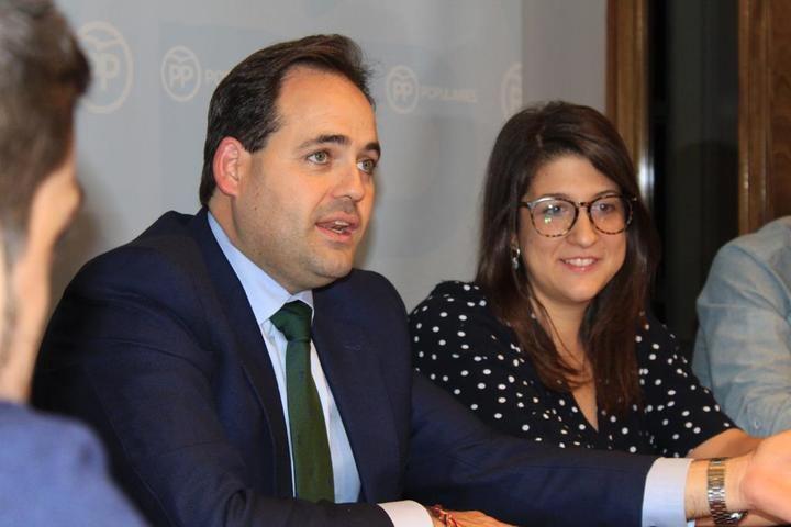 Núñez exige al Gobierno regional la creación de una Estrategia que permita a los jóvenes acceder a un empleo y una vivienda digna