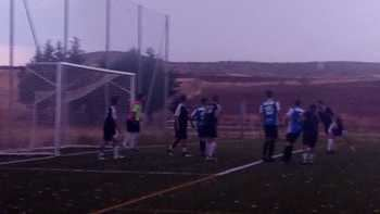Triunfo del Hogar Alcarreño, 0-7, frente al Haro