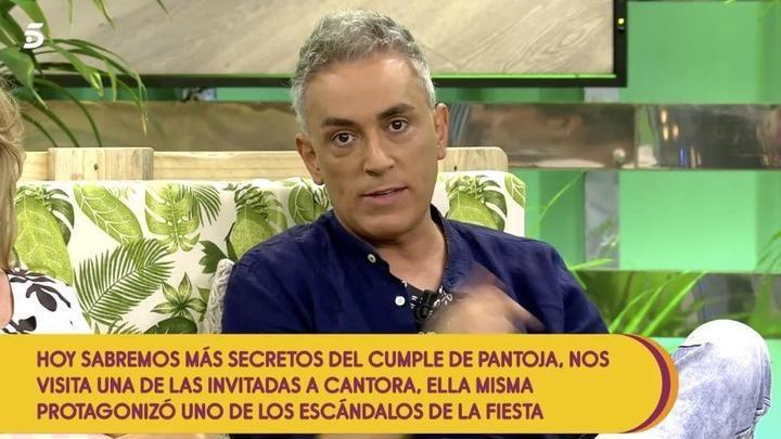 LECTURAS La curiosa relación entre Edmundo Arrocet y Kiko Hernández