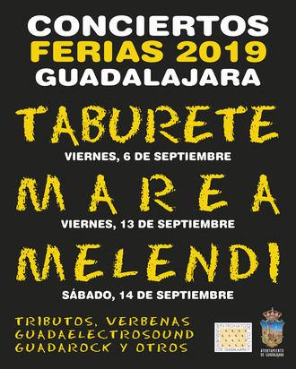 El Ayuntamiento de Guadalajara amplía la venta de entradas para empadronados en 1.000 más para el concierto de Melendi
